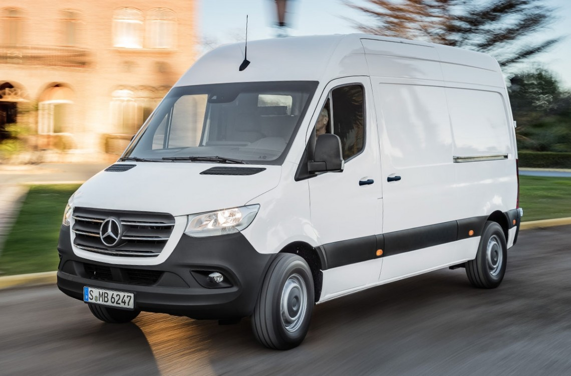 Mercedes-Benz Sprinter 314 furgon
