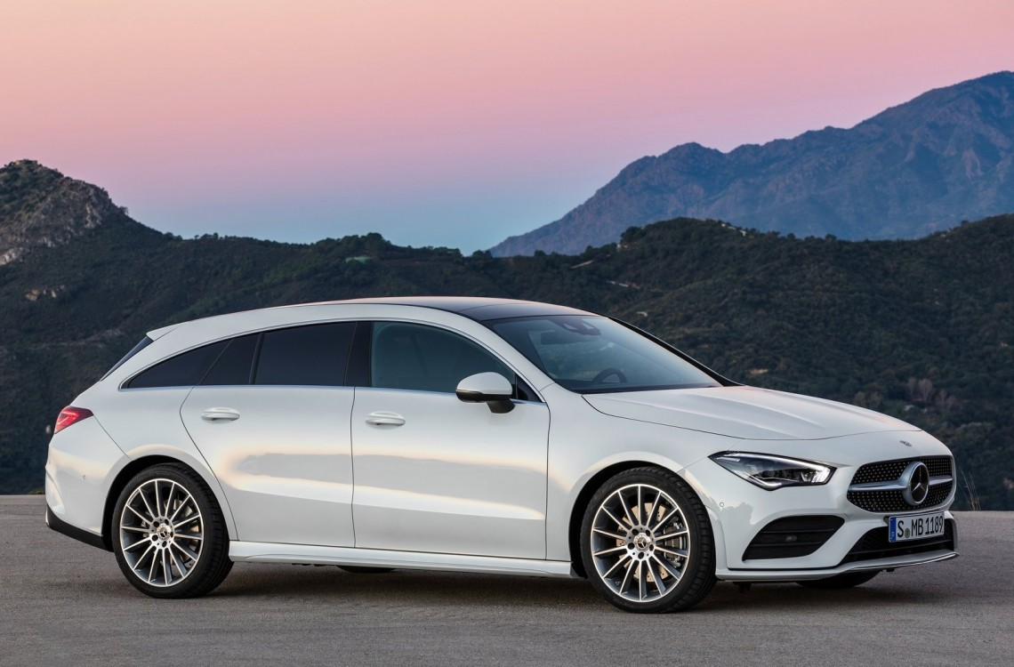 Mercedes CLA 180 ShootingBrake
