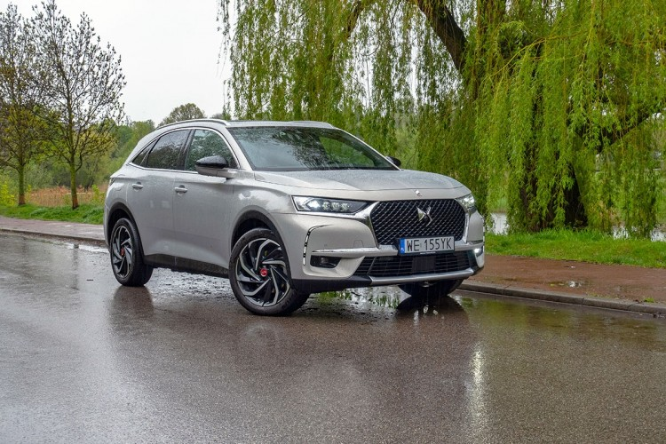 DS 7 Crossback E-Tense 4x4 Performance Line+