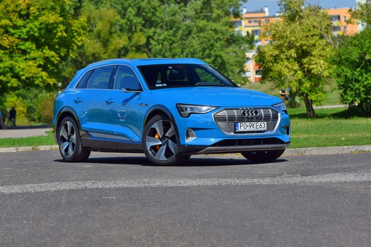 Audi e-tron 55 Advanced quattro